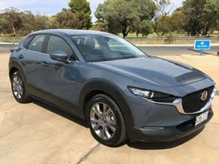 2019 Mazda CX-30 DM2W7A G20 SKYACTIV-Drive Evolve Polymetal Grey 6 Speed Sports Automatic Wagon.