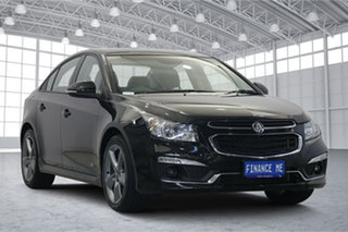 2016 Holden Cruze JH Series II MY16 SRI Z-Series Black 6 Speed Sports Automatic Sedan.