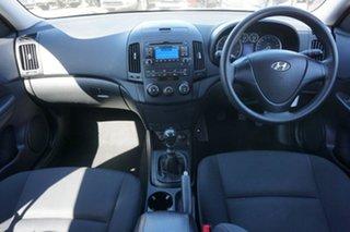 2011 Hyundai i30 FD MY11 SX Ceramic White 5 Speed Manual Hatchback