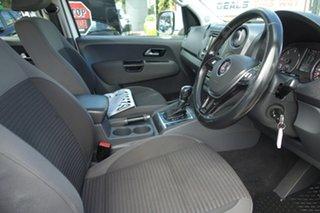 2015 Volkswagen Amarok 2H MY15 TDI420 4Motion Perm Highline White 8 Speed Automatic Utility
