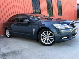 2013 Holden Commodore VF MY14 International Blue 6 Speed Sports Automatic Sedan.