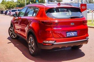 2020 Kia Sportage QL SX Red Sports Automatic SUV