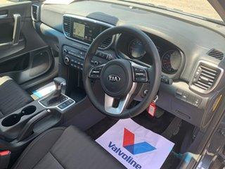 2020 Kia Sportage QL MY21 SX (FWD) Mercury Blue 6 Speed Automatic Wagon