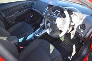 2014 Holden Cruze JH MY14 Equipe Red 6 Speed Automatic Sedan