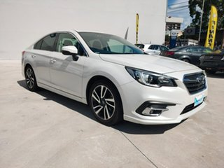 2019 Subaru Liberty 2.5I White Constant Variable Sedan.