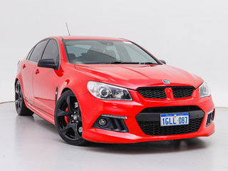 2014 Holden Special Vehicles ClubSport Gen F R8 Red 6 Speed Auto Active Sequential Sedan.