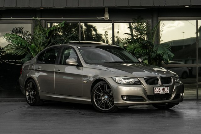 Used BMW 3 Series E90 MY09 320i Steptronic Executive Bowen Hills, 2009 BMW 3 Series E90 MY09 320i Steptronic Executive Bronze 6 Speed Sports Automatic Sedan