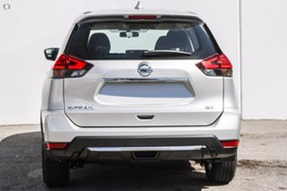 2020 Nissan X-Trail ST Brilliant Silver Constant Variable Wagon.