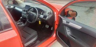 2014 Ford Falcon FG MkII XR6 Red 6 Speed Sports Automatic Sedan
