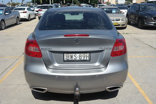 2010 Suzuki Kizashi FR XL Silver 6 Speed Constant Variable Sedan