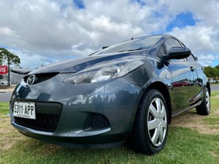 2010 Mazda 2 DE10Y1 Neo Metropolitan Grey 4 Speed Automatic Hatchback.