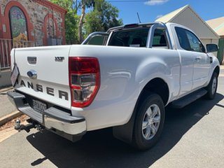 2019 Ford Ranger PX MkIII 2019.00MY XLT White 10 Speed Sports Automatic Super Cab Pick Up.