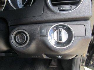 2012 Mercedes-Benz C250 CGI BEW204 MY11 Black Coupe