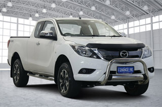 2017 Mazda BT-50 UR0YG1 XTR Freestyle White 6 Speed Sports Automatic Utility.
