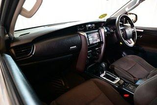 2018 Toyota Fortuner GUN156R GX Silver 6 Speed Automatic Wagon