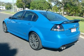 2011 Holden Commodore VE II MY12 SS V Blue 6 Speed Manual Sedan