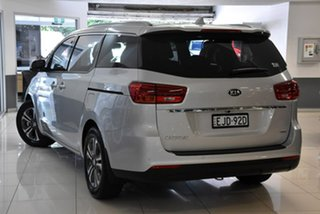 2020 Kia Carnival YP MY20 SLi Silver 8 Speed Sports Automatic Wagon.