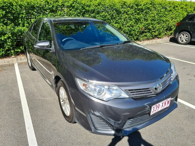 Used Toyota Camry ASV50R Altise Mount Gravatt, 2014 Toyota Camry ASV50R Altise Grey 6 Speed Sports Automatic Sedan
