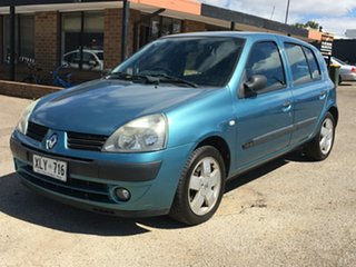 2006 Renault Clio B65 Phase 3 Authentique 5 Speed Manual Hatchback