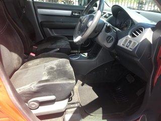 2010 Suzuki Swift EZ MY07 Update RE.4 Red 4 Speed Automatic Hatchback