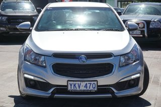 2015 Holden Cruze JH Series II MY15 SRi-V Silver 6 Speed Sports Automatic Sedan.