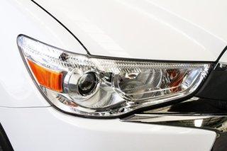2016 Mitsubishi ASX XC MY17 LS (2WD) Continuous Variable Wagon