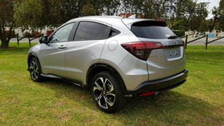 2020 Honda HR-V MY21 RS Lunar Silver 1 Speed Automatic Hatchback