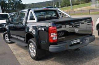 2012 Holden Colorado RG MY13 LT Crew Cab Black 6 Speed Sports Automatic Utility.
