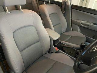 2006 Mazda 3 BK Neo Silver 5 Speed Manual Sedan