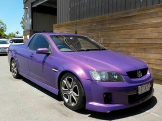 2007 Holden Ute VE SV6 Purple 5 Speed Sports Automatic Utility.