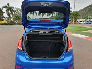 2016 Ford Fiesta WZ Ambiente PwrShift Winning Blue 6 Speed Sports Automatic Dual Clutch Hatchback