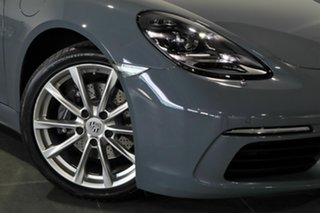 2018 Porsche 718 982 MY18 Cayman PDK Blue 7 Speed Sports Automatic Dual Clutch Coupe.