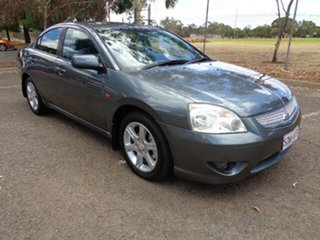 2008 Mitsubishi 380 DB Series III Platinum Edition Grey 5 Speed Sports Automatic Sedan.