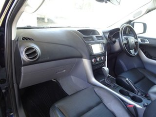 2016 Mazda BT-50 UR0YG1 GT Deep Crystal Blue 6 Speed Sports Automatic Utility