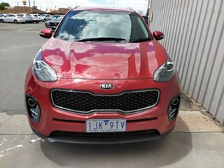 2017 Kia Sportage QL MY17 SLi 2WD 6 Speed Sports Automatic Wagon.