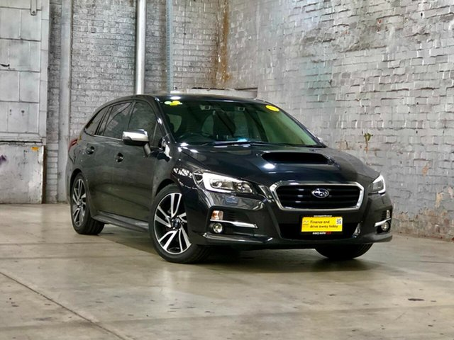 Used Subaru Levorg V1 MY17 2.0 GT-S CVT AWD Mile End South, 2016 Subaru Levorg V1 MY17 2.0 GT-S CVT AWD Grey 8 Speed Constant Variable Wagon