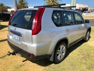 2013 Nissan X-Trail T31 Series V ST Silver 6 Speed Manual Wagon.