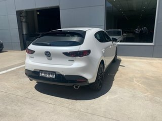 2020 Mazda 3 BP2HHA X20 SKYACTIV-Drive Astina Snowflake White 6 Speed Sports Automatic Hatchback