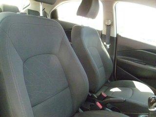 2013 Kia Rio UB MY14 S White 6 Speed Manual Hatchback
