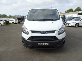 2016 Ford Transit Custom VN 290S Low Roof SWB Frozen White 6 Speed Manual Van