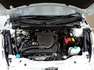 2013 Suzuki Swift FZ GL White 4 Speed Automatic Hatchback