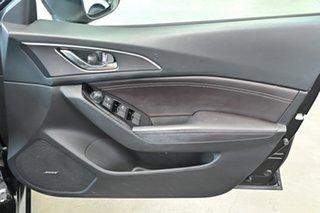 2017 Mazda 3 BN5438 SP25 SKYACTIV-Drive Astina Black 6 Speed Sports Automatic Hatchback