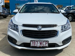 2015 Holden Cruze JH Series II MY15 CD Sportwagon White 6 Speed Sports Automatic Wagon