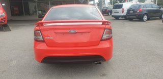 2014 Ford Falcon FG MkII XR6 Red 6 Speed Sports Automatic Sedan