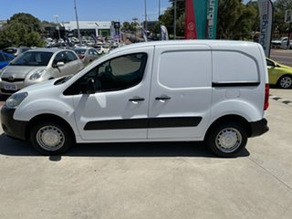 2011 Citroen Berlingo B9C 1.6 HDi Short White 5 Speed Manual Van