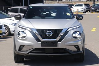 2020 Nissan Juke F16 Ti DCT 2WD Platinum 7 Speed Sports Automatic Dual Clutch Hatchback