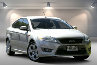 2007 Ford Mondeo MA XR5 Turbo Silver 6 Speed Manual Hatchback.