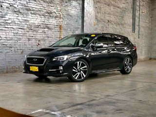 2016 Subaru Levorg V1 MY17 2.0 GT-S CVT AWD Grey 8 Speed Constant Variable Wagon.