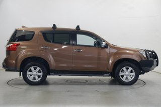 2017 Isuzu MU-X MY17 LS-T Rev-Tronic Bronze 6 Speed Sports Automatic Wagon