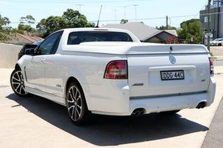 2016 Holden Ute VF II MY16 SS V Ute White 6 Speed Manual Utility.